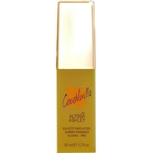Alyssa Ashley CocoVanilla Summer Fragrance