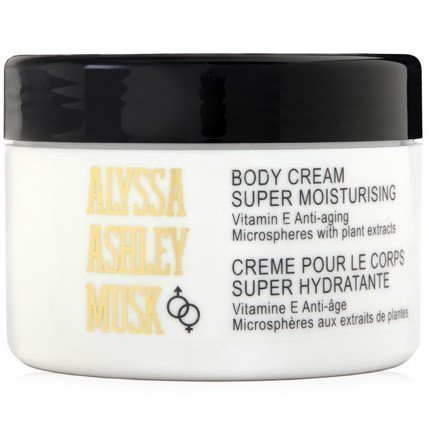 Alyssa Ashley Musk Body Cream