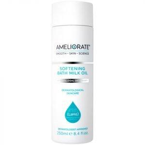 Ameliorate Softening Bath Milk Oil 250 Ml