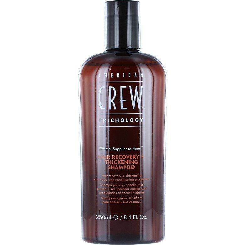 American Crew Anti-Hairloss + Thickening Shampoo 250ml