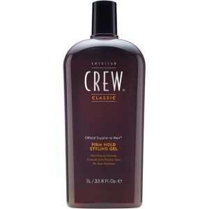 American Crew Firm Hold Gel 1000 Ml