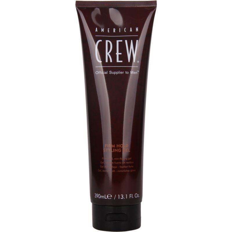 American Crew Firming Hold Gel TubeFlaking Gel 390ml
