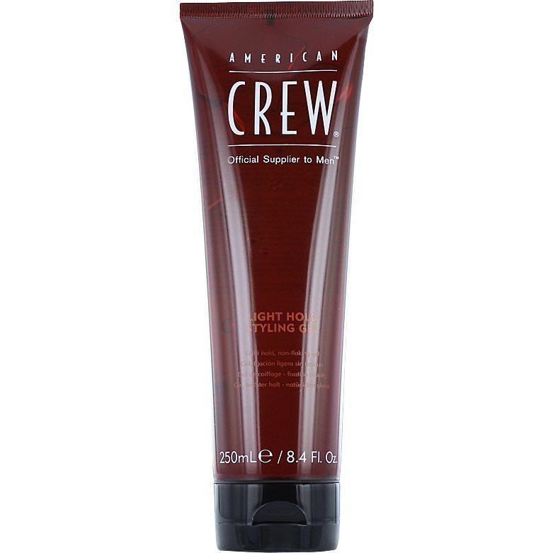 American Crew Light Hold Styling GelFlaking Gel 250ml