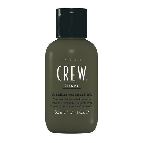 American Crew Lubricating Shave Oil