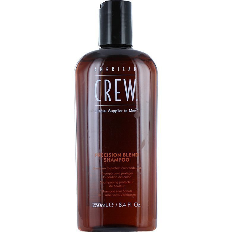 American Crew Precision Blend Shampoo Shampoo To Protect Color Fade Out 250ml