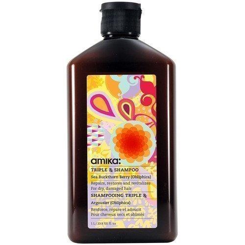 Amika Triple Rx Shampoo 100 ml