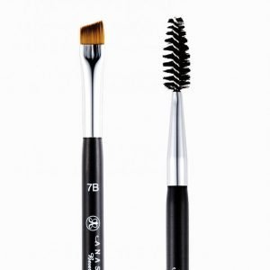 Anastasia Beverly Hills Duo Mini Brush #7B Meikkisivellin Black