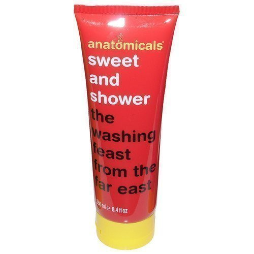 Anatomicals Sweet & Shower Shower Gel