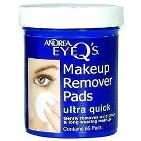Andrea Eye Q Makeup Remover Pads Ultra-Quick