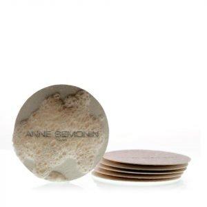 Anne Semonin Cellulose Sponges 6 Items