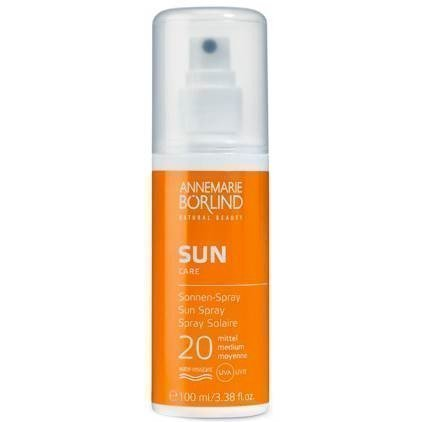 Annemarie Börlind Sun Spray SPF 20