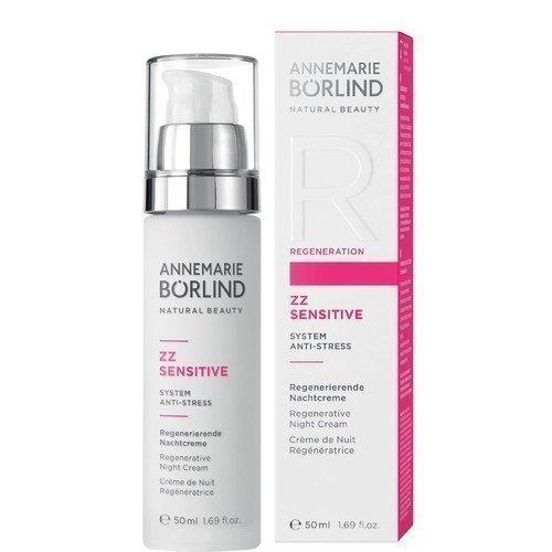 Annemarie Börlind ZZ Sensitive Regenerative Night Cream