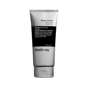 Anthony Shave Cream 90 Ml Free Gift