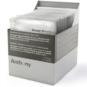 Anthony Shower Sheets 12 Sheets