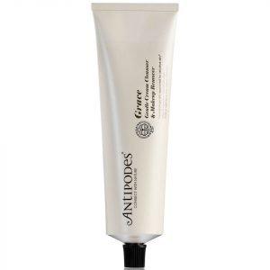 Antipodes Grace Gentle Cream Cleanser 120 Ml