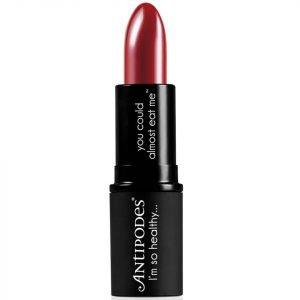 Antipodes Lipstick 4g Oriental Bay Plum