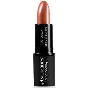 Antipodes Lipstick 4g Queenstown Hot Chocolate