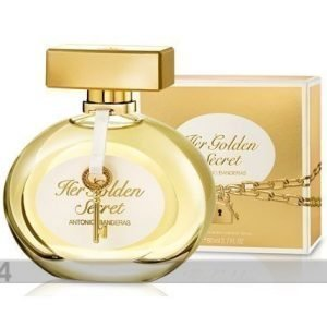 Antonio Banderas Antonio Banderas Her Golden Secret Edt 80ml
