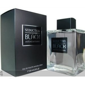 Antonio Banderas Antonio Banderas Seduction In Black Edt 200ml