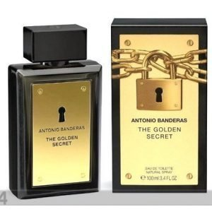 Antonio Banderas Antonio Banderas The Golden Secret Edt 100ml