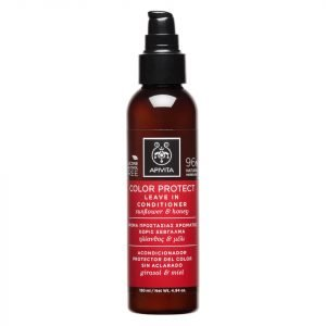 Apivita Holistic Hair Care Color Protect Leave In Conditioner Sunflower & Honey 150 Ml