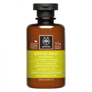 Apivita Holistic Hair Care Gentle Daily Shampoo German Chamomile & Honey 250 Ml