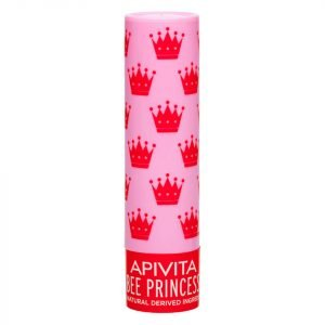 Apivita Lip Care Bee Princess Bio-Eco Apricot & Honey 4.4 G