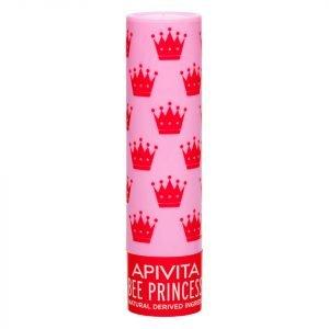 Apivita Lip Care Bee Princess Bio-Eco Apricot & Honey 4.4 G