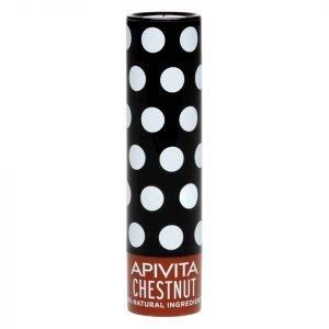 Apivita Lip Care Chestnut 4.4 G