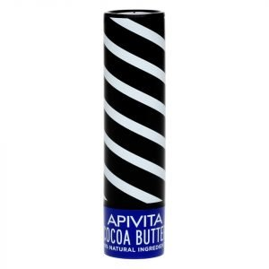 Apivita Lip Care Spf 20 Cocoa Butter & Honey 4.4 G