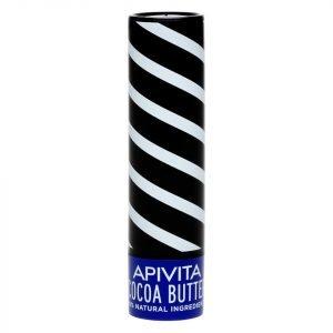 Apivita Lip Care Spf 20 Cocoa Butter & Honey 4.4 G