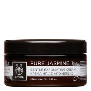 Apivita Pure Jasmine Gentle Exfoliating Cream 200 Ml