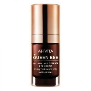 Apivita Queen Bee Holistic Age Defense Eye Cream 15 Ml