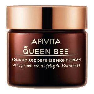 Apivita Queen Bee Holistic Age Defense Night Cream 50 Ml