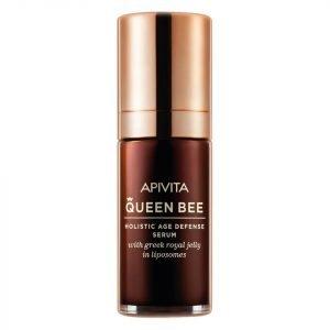 Apivita Queen Bee Holistic Age Defense Serum 30 Ml