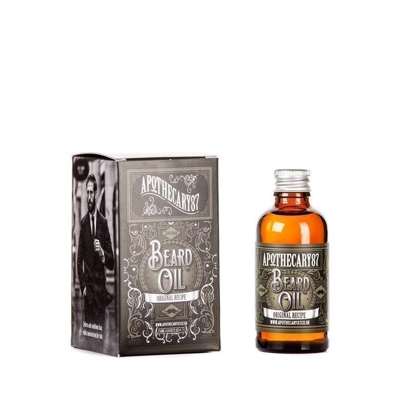 Apothecary 87 Original Recipe Beard Oil