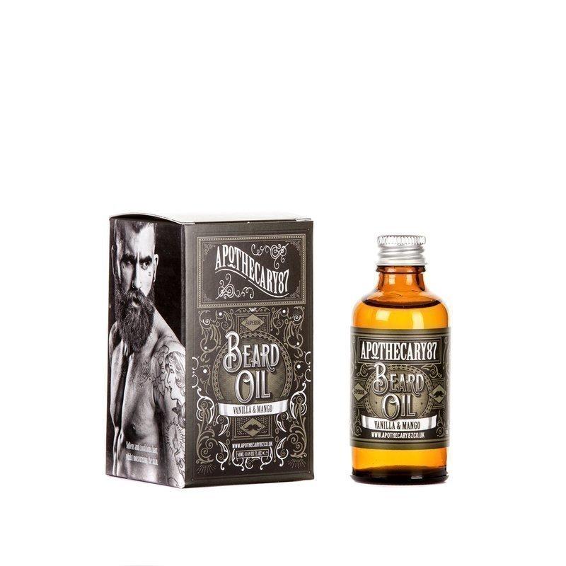 Apothecary 87 Vanilla & Mango Beard Oil