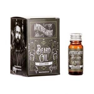 Apothecary87 Beard Oil Vanilla & Mango Partaöljy