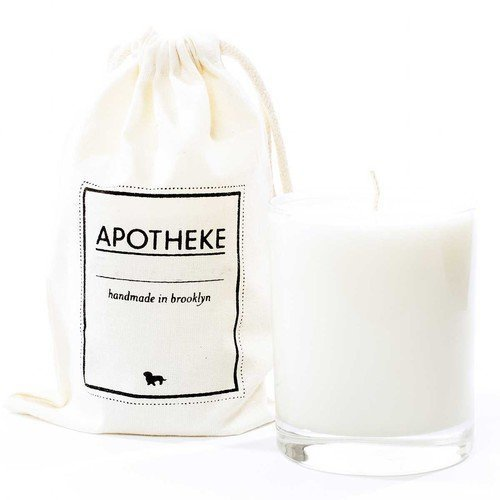 Apotheke Scented Candle Oakmoss