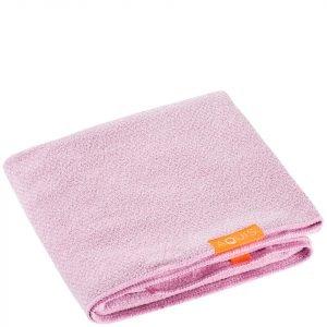 Aquis Hair Towel Lisse Luxe Desert Rose