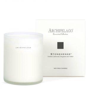 Archipelago Botanicals Boxed Stonehenge Candle 270 G