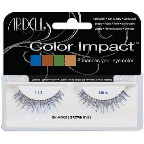 Ardell Color Impact Eyelashes 110 Blue
