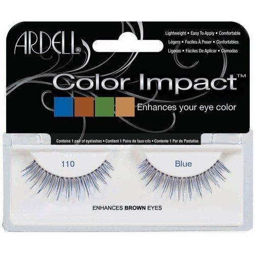 Ardell Color Impact Eyelashes 110 Blue