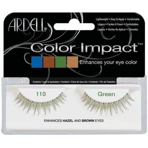 Ardell Color Impact Eyelashes 110 Green