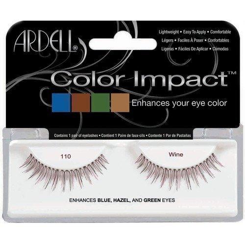 Ardell Color Impact Eyelashes 110 Wine