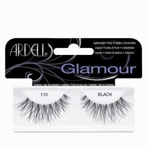 Ardell Glamour Lashes Irtoripset Black