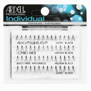 Ardell Individual Lashes Combo Pack Irtoripset Black
