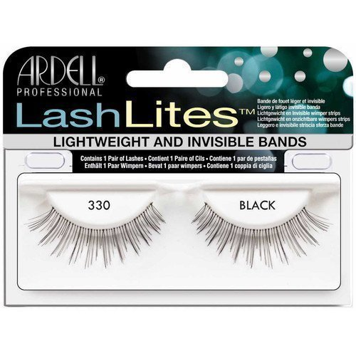 Ardell Lash Lites Most Natural Styles 330 Black