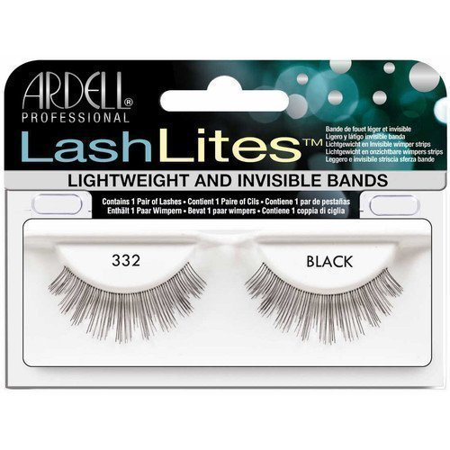 Ardell Lash Lites Most Natural Styles 332 Black