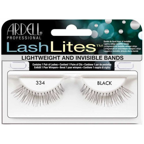 Ardell Lash Lites Most Natural Styles 334 Black